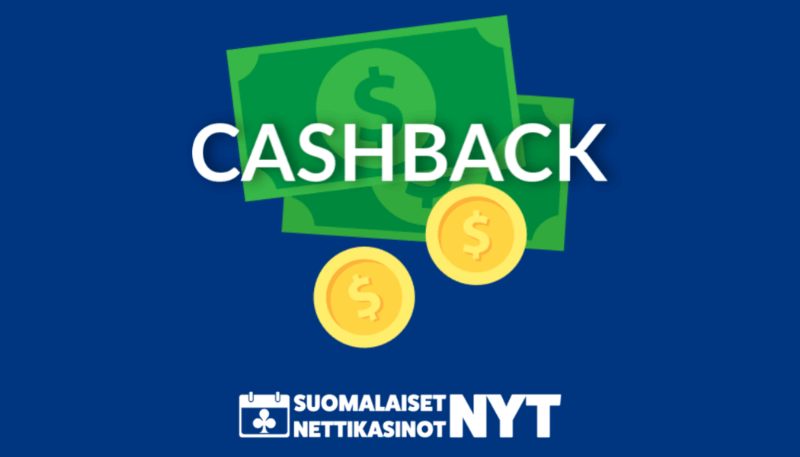 Cashback kasinot